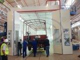 Four de peinture de train de camion de bus de qualité de la CE Wld20000