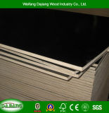 La construction du panneau de coffrage avec film imperméable face et le peuplier pour la construction de cadre de base