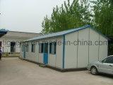 Camera conveniente di Prebuilt dell'installazione di basso costo con la struttura d'acciaio chiara
