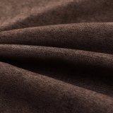 Tissu de toile de jute en tissu 100% de sofa de polyester/tissu indien de sofa de jute