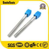 A alta precisão de Flauta única ferramenta de corte de acrílico de carboneto de sólido fim Mill