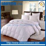 Da tela pura da Para baixo-Prova do algodão da alta qualidade do pato Comforter branco para baixo