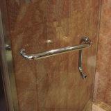 Maniglia di portello di vetro dell'acciaio inossidabile della doccia di disegno di modo