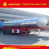 Eje 3 50m3 de depósito de combustible/aceite semi remolque Trailer