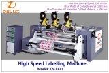Высокая скорость автоматической Labeller (ТБ-1000)