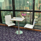 Цвет Белый обеденный стол стул для закусочных и ресторанов
