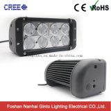 Factory Direct 80W CREE LED à double rangée Offroad Light Bar (GT3302-80W)