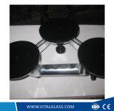 중간 질 유리제 흡입 격판덮개 3개의 컵