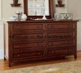 Festes Holz-Arche der Schlafzimmer Fernsehapparat empfangen eine das acht Archen-Schrank kundenspezifische amerikanische Land-reale hölzerne Arche (M-X3487)