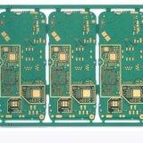 を経て埋められるブラインドが付いている多層PCBのボード