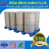 Cinta adhesiva adhesiva blanca para los fines generales