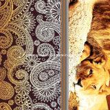Disperse 100%Polyester грандиозный 3D напечатал ткань для комплекта постельных принадлежностей