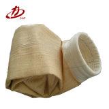 Промышленные из арамидного Needled войлочный фильтр мешок для сбора пыли