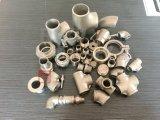 Edelstahl-weibliche interne Gewinde-Rohr-Zylinder-Nippel-Verdoppelungkupplung