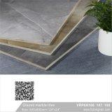 建築材料の中国フォーシャンの灰色の艶をかけられた大理石の磨かれた磁器の床タイル(VRP6H186D)