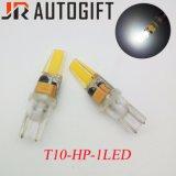 Birne T10 des Leistungs-seitliche Licht-12V des Auto-LED selbstbewegende seitliche Birne LED HP-1LED