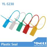 Sweater Tight Container Security Seals Plastic in High Quality (YL-S230)