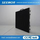 Bonne qualité P2.98mm Indoor location pour la phase de performance de panneaux LED