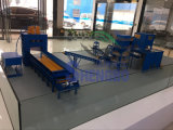 Psx-600 Ligne de broyage des déchets de ferraille d'acier pour le recyclage du métal