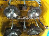 Câblage cuivre faisant la machine avec la machine en ligne de recuit