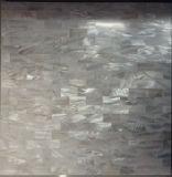 白い淡水のシェル15*30のモザイク