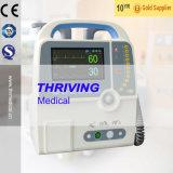 Máquina bifásica del monitor de Defi del hospital