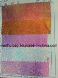 Shinning Pu toont Verschillende Kleur (op Licht) Kosmetische Zak