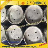 De Uitdrijving van het aluminium met CNC Diepe Verwerking voor Elektronisch Geval