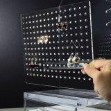Акриловый держатель браслета серьги стойки ожерелья устроителя хранения ювелирных изделий