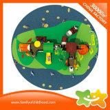 Multifunktionsvergnügungspark-Spiel-Station schiebt für Kinder