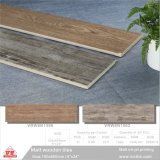 Foshan Building Material Wood Ceramic Floor Tile for Decoration clouded (VRW6N1542H, 150X600mm/6 '' x32 '')