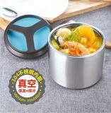 Vakuumisolierung Bento Mittagessen-Kasten 22135 des Edelstahl-1000ml doppel-wandiger