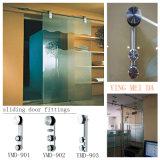 Колесо Foshan нержавеющей стали офиса высокого качества & комнаты ливня стеклянное вися