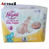 イランへの安く使い捨て可能な赤ん坊のおむつの卸売