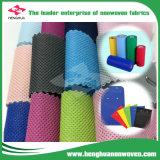Tutto colorato non tessuto per il sacchetto con il PUNTINO
