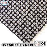 schermo unito tessuto d'apertura dell'acciaio inossidabile di 25mm per la cava