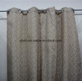 100% poliéster cortina extravagantes diseños hechos en China