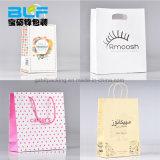 Рекламные бумаги торгового мешки Логотип (BLF-PB083)