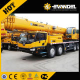 Grue montée par camion de Qy70k-I 70tons avec le contrôle hydraulique