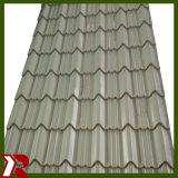 屋根ふきのための機械を形作る屋根瓦ロール
