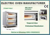 セリウムが付いている産業商業ステンレス鋼の電気Ovecによって焼かれるケーキ