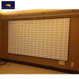 Xy экранов Full HD 92-дюймовый Тонкий проекционный экран с фиксируемой рамой/16: 9 плоскостность экран проектора