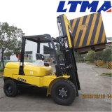 O Ce aprovou o Forklift hidráulico Diesel de 5 toneladas com motor de Japão
