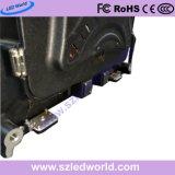P2, P2.5, Innenhoher Definition P5 LED-Bildschirm-Zeichen-Mietvorstand mit 480X480mm dem druckgießenschrank für Bürohaus