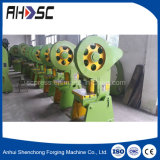 J23-40t 판금 작업 기계 강철판 펀칭기 철 펀치