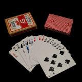 N° 92 standard de promotion de la taille de poker Casino du meilleur papier des cartes à jouer