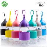 Custom печать четких прозрачной чашки для учебы