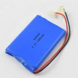 Batería de ion de litio recargable 603448 1000mAh