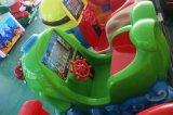 Paseos del Kiddie de la máquina de juego del niño del equipo del patio que hacen pivotar