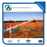 Qualsiasi uso della barriera di sicurezza di colore in azienda agricola